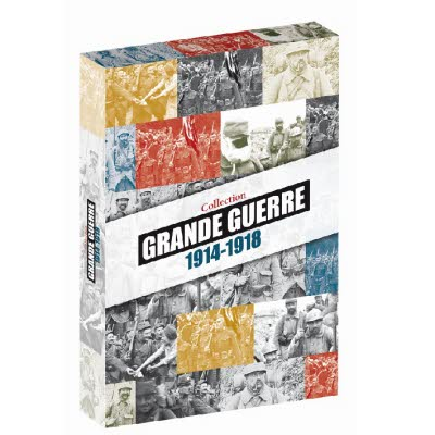 Collection Grande Guerre-  le coffret