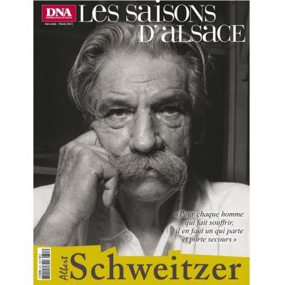 Saisons d'Alsace Hors-série - Albert Schweitzer