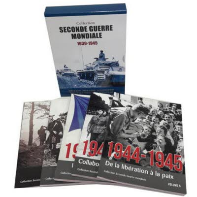 Collection Seconde Guerre Mondiale - le coffret