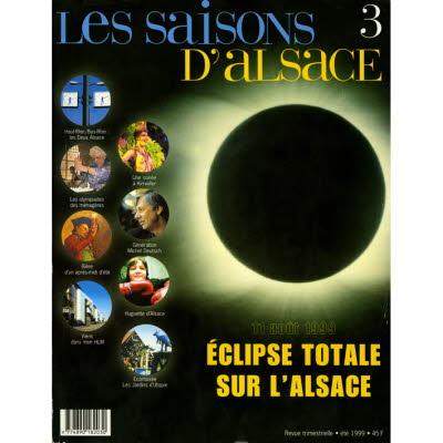 Saisons d'Alsace 3 - Eclipse totale sur l'Alsace