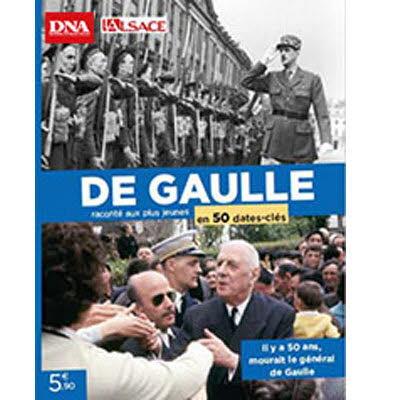 De Gaulle raconté aux plus jeunes